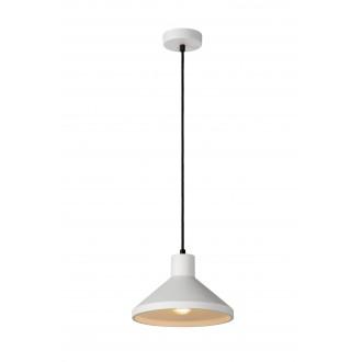 LUCIDE 35407/25/31 | Gipsy-LU Lucide visilice svjetiljka može se bojati 1x E27 bijelo