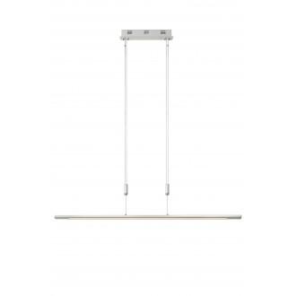 LUCIDE 36413/30/31 | Kwesti Lucide visilice svjetiljka sa tiristorskim prekidačem s podešavanjem visine 1x LED 2400lm 2700K bijelo