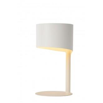 LUCIDE 45504/01/31 | Knulle Lucide stolna svjetiljka 28,5cm 1x E14 bijelo
