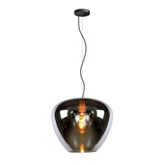 LUCIDE 70478/40/65 | Soufian Lucide visilice svjetiljka 1x E27 zlatno, dim