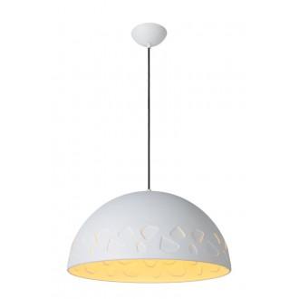 LUCIDE 70480/50/31 | Joram Lucide visilice svjetiljka 1x E27 bijelo