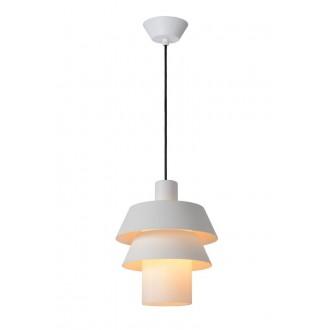 LUCIDE 70481/01/31 | Jaden-LU Lucide visilice svjetiljka s mogućnošću skraćivanja kabla 1x E27 bijelo