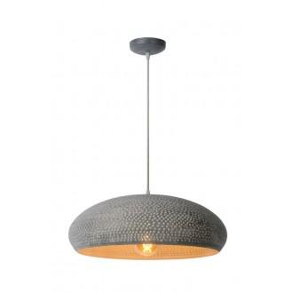 LUCIDE 76463/53/36 | Colando Lucide visilice svjetiljka 1x E27 sivo