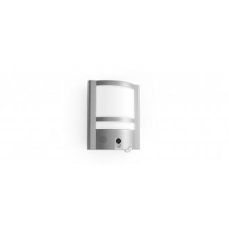 LUTEC 5190601118 | Secury_Light-Vesta Lutec lampa sa kamerom zidna sa senzorom, svjetlosni senzor - sumračni prekidač zvučnik, mikrofon, jačina svjetlosti se može podešavati, elementi koji se mogu okretati, spajanje na Wi-Fi 1x LED 1350lm 3000K IP54 pleme