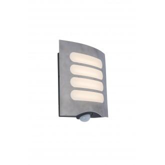 LUTEC 5194804001 | WiZ-Farell Lutec zidna WiZ smart rasvjeta jačina svjetlosti se može podešavati, sa podešavanjem temperature boje, promjenjive boje, elementi koji se mogu okretati, spajanje na Wi-Fi 1x LED 900lm 2200 <-> 6500K IP44 plemeniti čelik