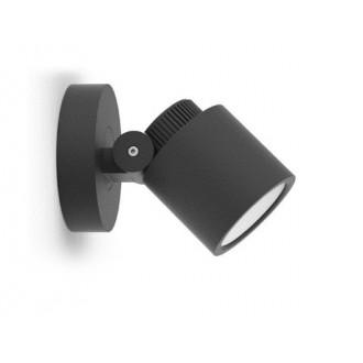 LUTEC 6609202118 | Explorer Lutec spot svjetiljka elementi koji se mogu okretati 1x LED 300lm 3000K IP54 antracit siva