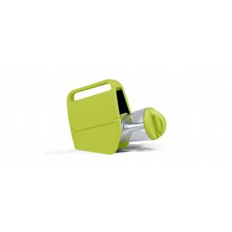 LUTEC 6900302339 | Mini-Butterfly Lutec nosiva, stolna svjetiljka sa tiristorski dodirnim prekidačem solarna baterija, jačina svjetlosti se može podešavati, USB utikač, punjač telefona, punjač mobilnog telefona, elementi koji se mogu okretati 1x LED 180lm