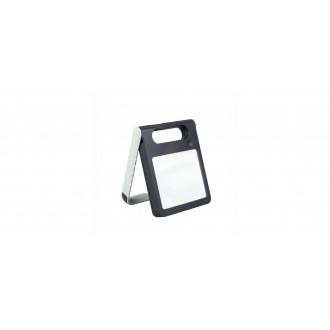 LUTEC 6907701331 | Padlight Lutec nosiva, stolna svjetiljka sa tiristorski dodirnim prekidačem solarna baterija, jačina svjetlosti se može podešavati, USB utikač, punjač telefona, punjač mobilnog telefona, elementi koji se mogu okretati 1x LED 200lm 4000K