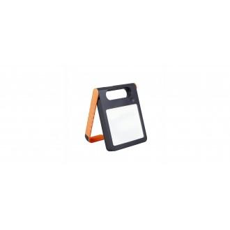 LUTEC 6907701340 | Padlight Lutec nosiva, stolna svjetiljka sa tiristorski dodirnim prekidačem solarna baterija, jačina svjetlosti se može podešavati, USB utikač, punjač telefona, punjač mobilnog telefona, elementi koji se mogu okretati 1x LED 200lm 4000K
