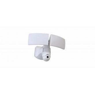LUTEC 7632401053 | Secury_Light-Libra Lutec lampa sa kamerom reflektor sa senzorom, svjetlosni senzor - sumračni prekidač zvučnik, mikrofon, jačina svjetlosti se može podešavati, elementi koji se mogu okretati, spajanje na Wi-Fi 1x LED 3000lm 5000K IP44 b