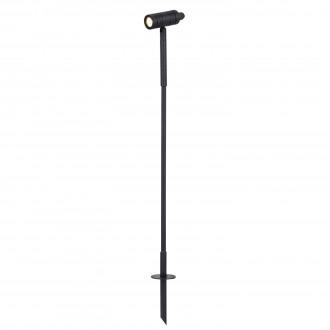 MARKSLOJD 104724 | Tradgard Markslojd ubodne svjetiljke svjetiljka elementi koji se mogu okretati 1x LED 100lm 3000K IP44 crno