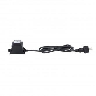 MARKSLOJD 104731 | Tradgard Markslojd element sustava - LED napojna jedinica 36W 12V IP64 crno