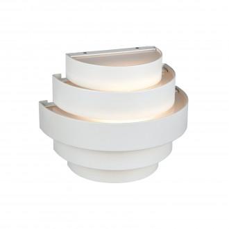MARKSLOJD 105829 | Etage Markslojd zidna svjetiljka 1x LED 360lm 3000K IP44 bijelo, acidni