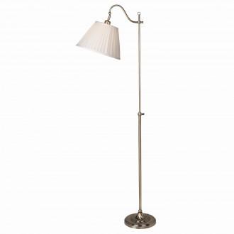 MARKSLOJD 105921 | Charleston Markslojd podna svjetiljka 167cm sa prekidačem na kablu 1x E27 oxid, bež