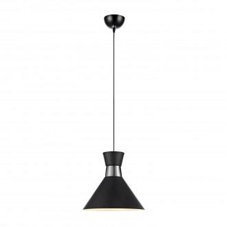 MARKSLOJD 106802 | Waist Markslojd visilice svjetiljka 1x E27 čelik, crno