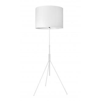 MARKSLOJD 107001 | Sling Markslojd podna svjetiljka 164cm s prekidačem 1x E27 bijelo