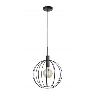 MARKSLOJD 107007 | Clive Markslojd visilice svjetiljka 1x E27 crno