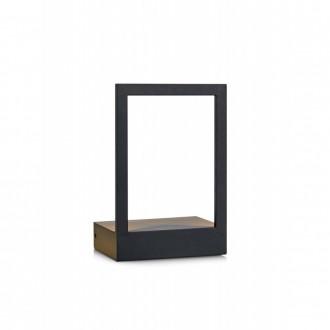 MARKSLOJD 107177 | Pablo-MS Markslojd zidna svjetiljka s prekidačem 1x LED 300lm crno