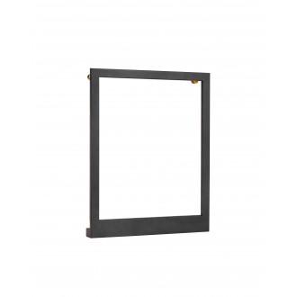 MARKSLOJD 107362 | Frame-MS Markslojd zidna svjetiljka s prekidačem 1x LED 400lm crno