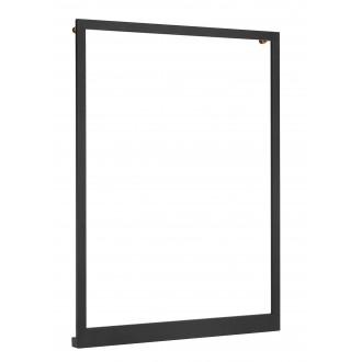 MARKSLOJD 107363 | Frame-MS Markslojd zidna svjetiljka s prekidačem 1x LED 560lm crno