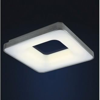 MAXLIGHT 1606/4-1428 | Braga Maxlight stropne svjetiljke svjetiljka 4x 2G11 / PL-L/4P 4000K aluminij