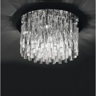 MAXLIGHT 3817/10C | BilbaoM Maxlight stropne svjetiljke svjetiljka 10x G4 krom, prozirno
