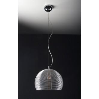 MAXLIGHT 3826 PA | Pazifik Maxlight visilice svjetiljka 1x E27 aluminij, crno