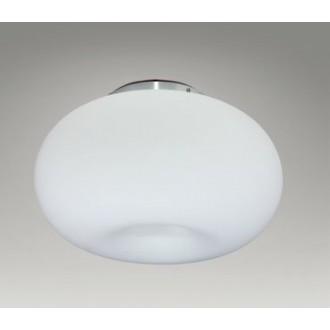 MAXLIGHT C0002 | Dada Maxlight stropne svjetiljke svjetiljka 3x E14 krom, opal