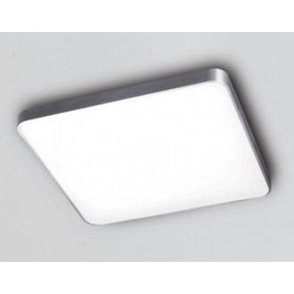 MAXLIGHT C0009 | GrosTe Maxlight stropne svjetiljke svjetiljka 4x G5 / T5 aluminij, bijelo