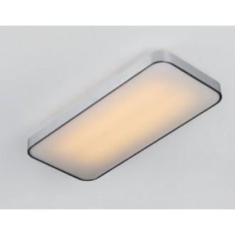 MAXLIGHT C0010 | GrosTe Maxlight stropne svjetiljke svjetiljka 2x G5 / T5 aluminij, bijelo