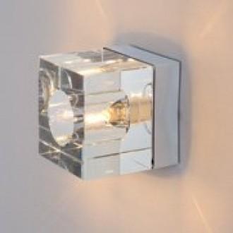 MAXLIGHT C0028 | Ice Maxlight stropne svjetiljke svjetiljka 1x G9 prozirno, krom