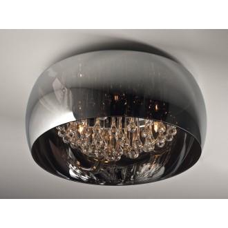 MAXLIGHT C0076-06X | MoonlightM Maxlight stropne svjetiljke svjetiljka 6x G9 krom, prozirno