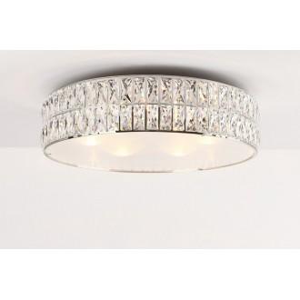MAXLIGHT C0122 | Diamante Maxlight stropne svjetiljke svjetiljka 6x G9 krom, prozirno, opal