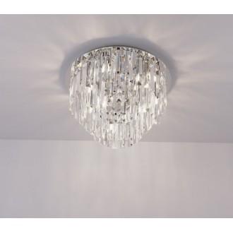 MAXLIGHT C0137 | MonacoM Maxlight stropne svjetiljke svjetiljka 15x G9 krom, prozirno