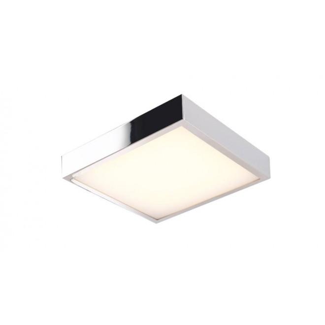 MAXLIGHT C0145 | Krom Maxlight stropne svjetiljke svjetiljka 1x LED 960lm 3000K IP44 krom