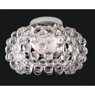 MAXLIGHT C8009-50 | Mirage Maxlight stropne svjetiljke svjetiljka 1x R7s krom, prozirno