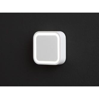 MAXLIGHT H0078 | Five Maxlight ugradbena svjetiljka 45x45mm 1x LED 180lm 3000K IP54 bijelo, sivo