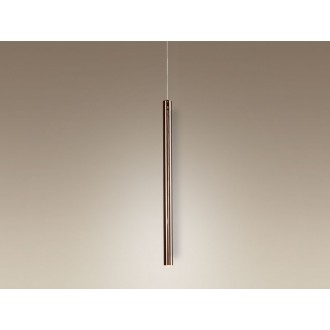 MAXLIGHT P0171 | Organic Maxlight visilice svjetiljka 1x LED 60lm 3000K crveni bakar