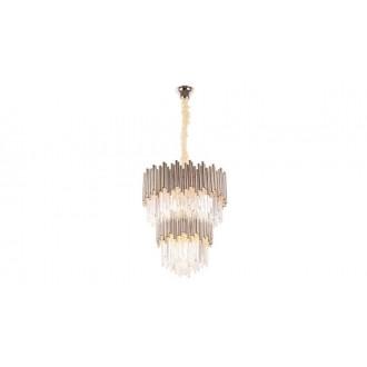 MAXLIGHT P0283 | Vogue-MX Maxlight luster svjetiljka 16x E14 zlatno