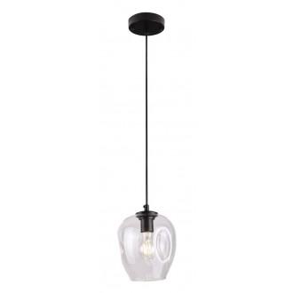 MAXLIGHT P0288 | Spirit-MX Maxlight visilice svjetiljka 1x E27 crno