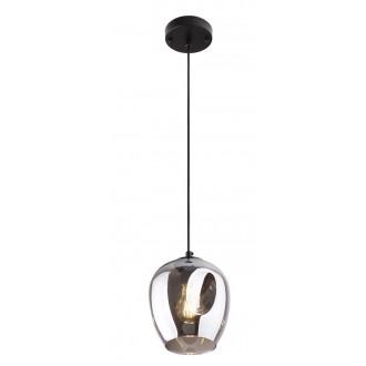 MAXLIGHT P0289 | Spirit-MX Maxlight visilice svjetiljka 1x E27 crno, dimeni