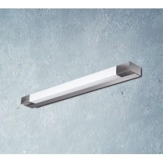 MAXLIGHT W0016 | Ren Maxlight zidna svjetiljka 1x G5 / T5 2700K IP44 krom, poniklano mat