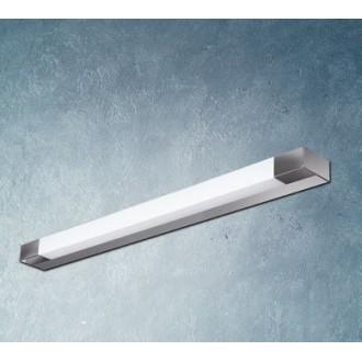 MAXLIGHT W0018 | Ren Maxlight zidna svjetiljka 1x G5 / T5 2700K IP44 krom, poniklano mat