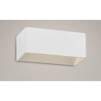MAXLIGHT W0106 | Duna Maxlight zidna svjetiljka 6x LED 381lm 3000K bijelo mat