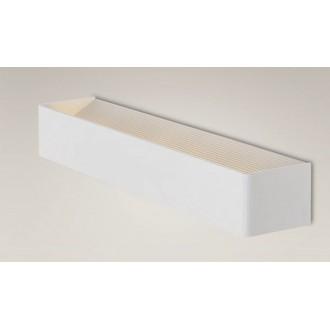 MAXLIGHT W0108 | Duna Maxlight zidna svjetiljka 18x LED 993lm 3000K bijelo mat