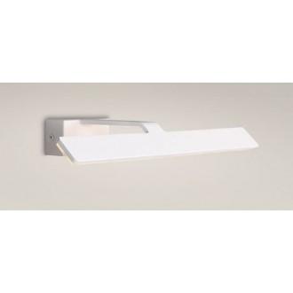 MAXLIGHT W0114 | Blanco Maxlight zidna svjetiljka 18x LED 1383lm 3000K bijelo mat