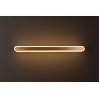 MAXLIGHT W0210 | SydneyM Maxlight zidna, stropne svjetiljke svjetiljka 1x LED 900lm 3000K zlatno