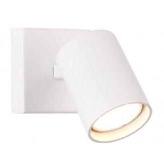 MAXLIGHT W0218 | TopM Maxlight spot svjetiljka elementi koji se mogu okretati 1x G10 bijelo