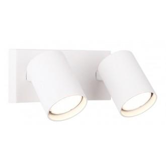 MAXLIGHT W0220 | TopM Maxlight spot svjetiljka elementi koji se mogu okretati 2x G10 bijelo