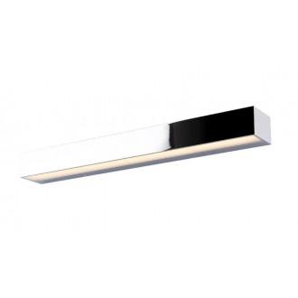 MAXLIGHT W0226 | Krom Maxlight zidna svjetiljka 2x LED 720lm 3000K krom